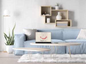 minimal design lounge